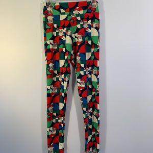 Lularoe tween Christmas leggins